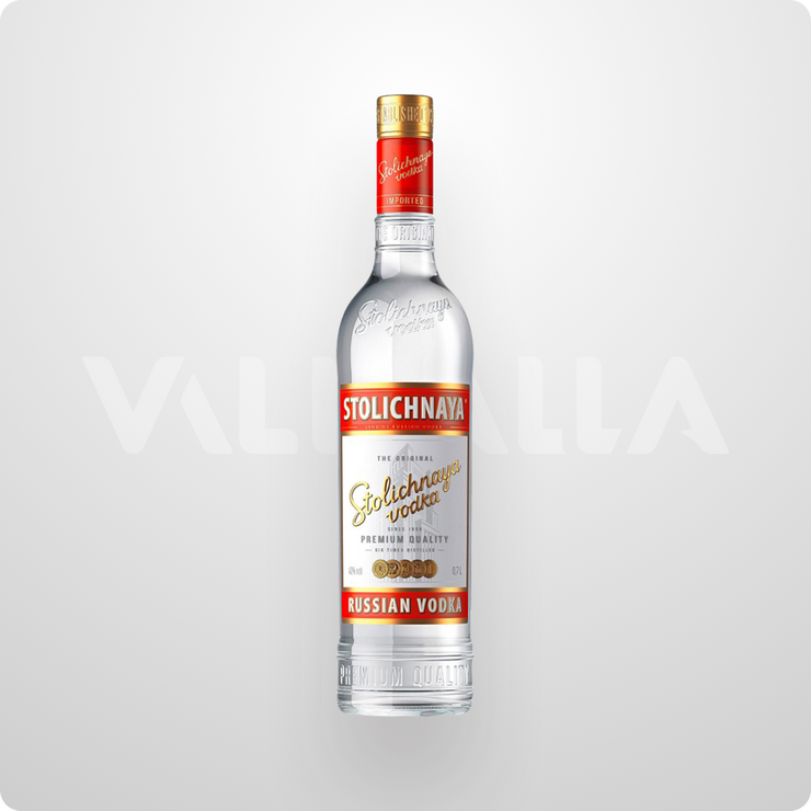 Stolichnaya Vodka - Valhalla Distributing