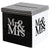 "Briefbox ""Mr. & Mrs."" - Ja-Hochzeitsshop"