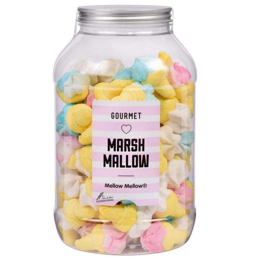 Marshmallows Eistüten in Retrodose