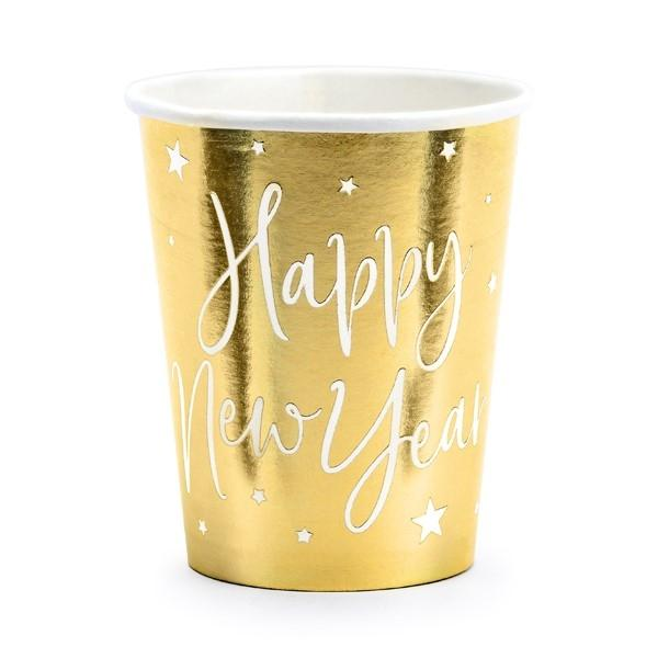 Becher Happy New Year - Ja-Hochzeitsshop