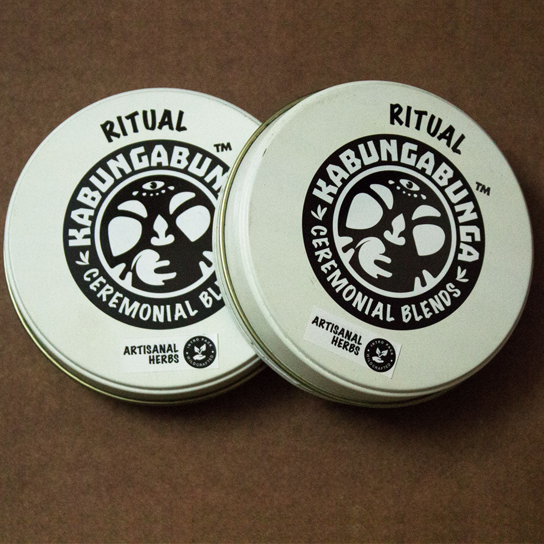 Ceremonial Infusion & Smoking Blend - Ritual 10g