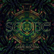 Load image into Gallery viewer, EP - Scope - Carpe Noctem - 2019 - (CD) + Gift / WAV Download