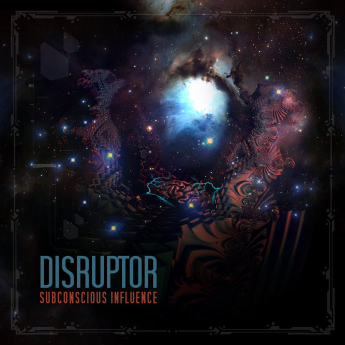 EP - Subconscious Influence - Disruptor - 2019 - CD / Digital download
