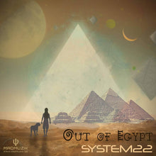 Load image into Gallery viewer, Album - Out of Egypt -  System22 - 2019 - CD / Digital Download