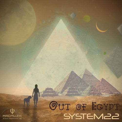 EP - Out of Egypt -  System22 - 2019 - CD / Digital Download