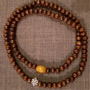 Multi Wrap Limitlessness  Wooden Beads