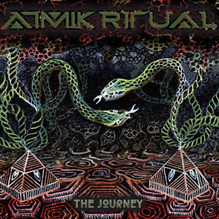 V.A - Atmik Ritual - The Journey - 2017 - CD / Digital download
