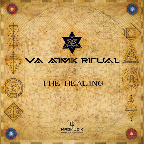 V.A - Atmik Ritual III - The Healing - 2020 - Digital Download (24 bit WAV)