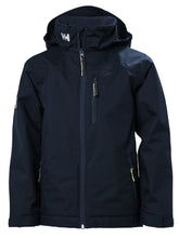 Load image into Gallery viewer, Helly Hansen Jr. Crew Midlayer Jacket
