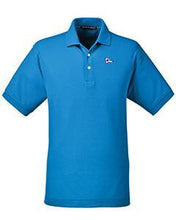 Load image into Gallery viewer, Men's Pima Cotton Pique Polo