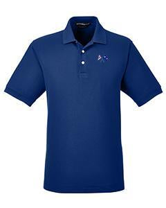Men's Pima Cotton Pique Polo