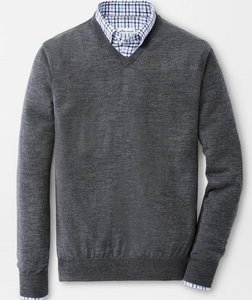 Peter Millar Men's V-Neck Sweater