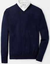 Load image into Gallery viewer, Peter Millar Men's V-Neck Sweater