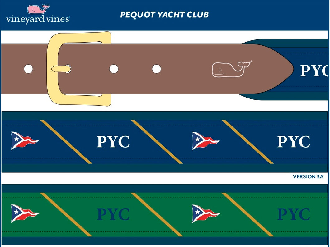 PYC Vineyard Vines Belt