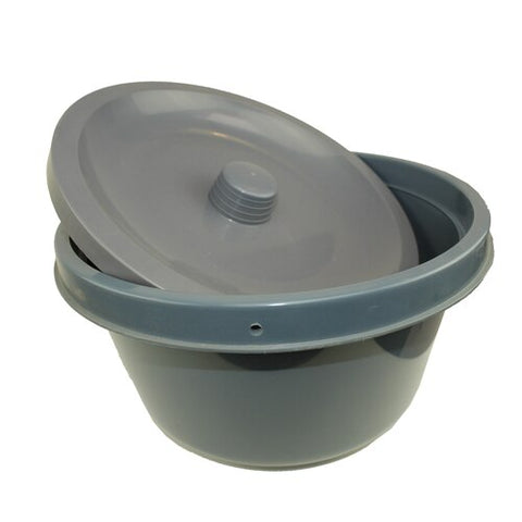 Commode Bucket + Lid