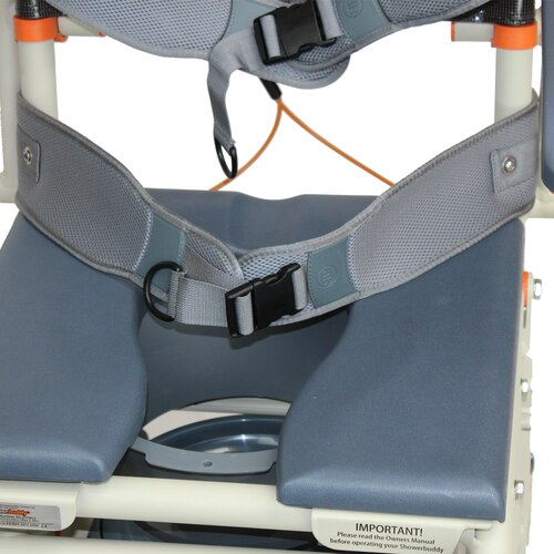 BodyPoint Lap Belt W/ Quick Release
