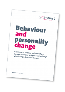 Behaviour and Personality Change handbook