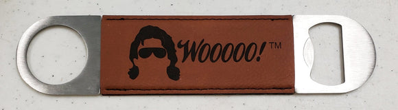 Ric Flair Nature Boy Bottle Opener - Rawhide