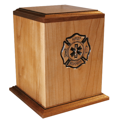First Responder End of Watch Urn