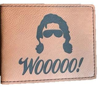 Ric Flair Wooooo! Wallet, Ric Flair Wallet