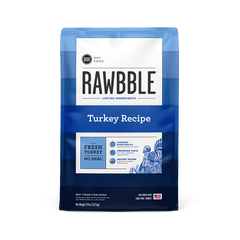 Rawbble Turkey 24 lbs.