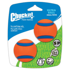 Chuck It Ultra Ball Small 2 Pack