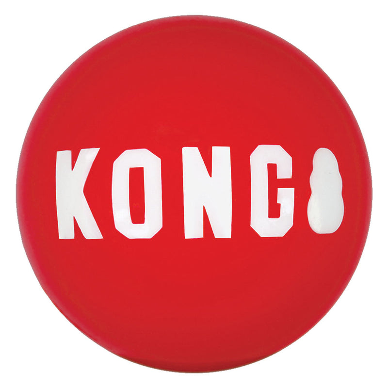Kong Signature Squeaky Balls Small 2 Pack