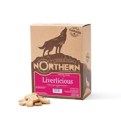 Northern Biscuit natural liver for dogs 1.5 kg