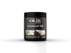 Olie Naturals Coconut Oil for Dogs