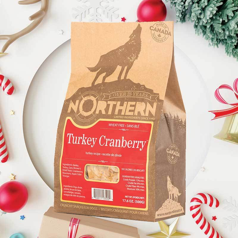 Northern Biscuit Turkey Cranberry 500 grams