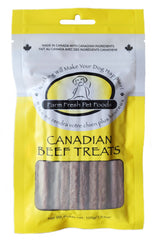 Farm Fresh Soft Beef Treat Sticks