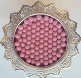 1cm Light Pink Felt Balls