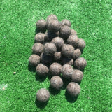 2cm Felt Balls Wool Felt Balls Natural Brown Color Felt Balls Freckle DIY Crafts