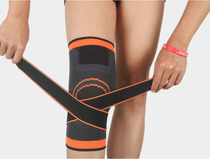 Non-Slip Adjustable Knee Sleeve Protector