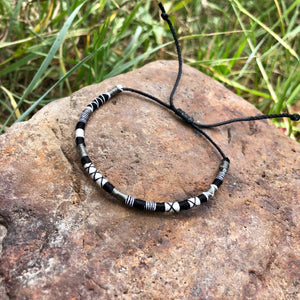 """Before Sunrise"" Cotton Wanderlust Bracelet"
