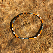 "Load image into Gallery viewer, ""New Mexico"" Seed Bead Spirit Bracelet"