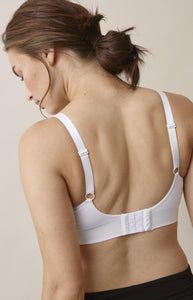 Still-BH Fast Food T-Shirt-Bra white