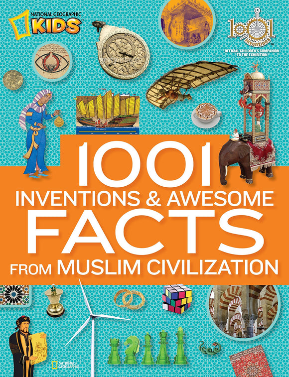 1001 Inventions & Awesome Facts