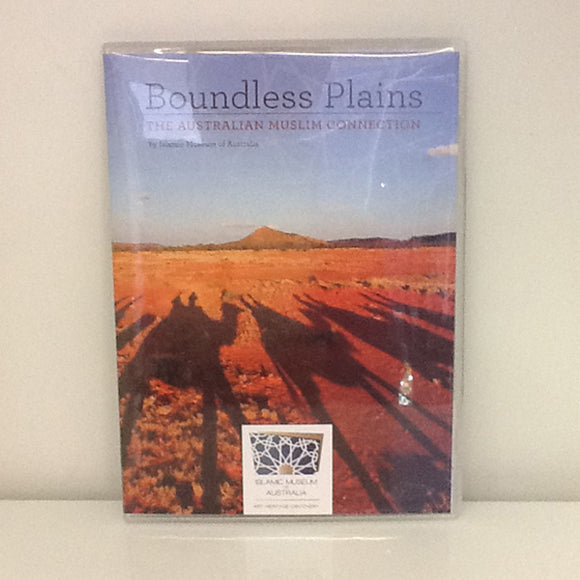 Boundless Plain DVD