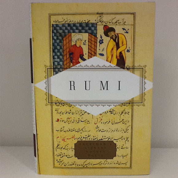 Rumi, Everymans Library Pocket Poets