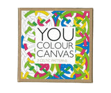 You Colour Canvas - Celtic Pattern