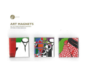 Art Magnet-3 Arabic Pattern