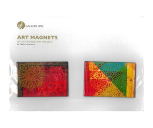 Art Magnet-2 Arabic Geometry
