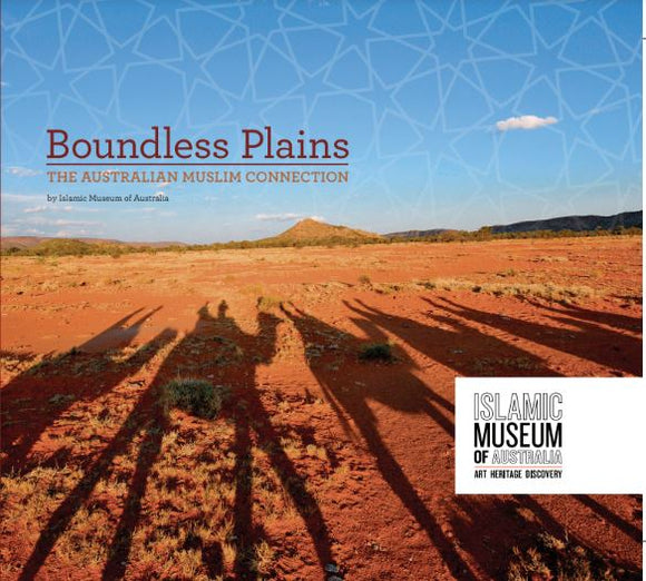 Boundless Plains Book