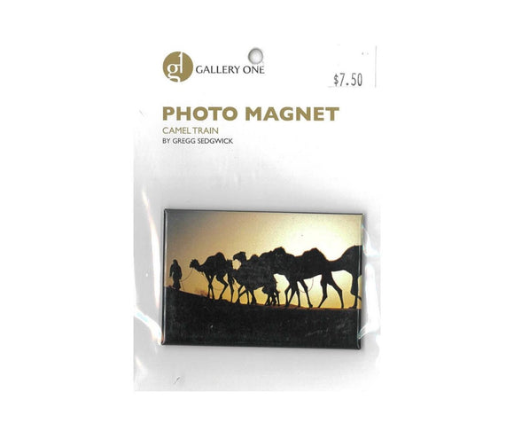 Magnetic Postcards Arabian Desert