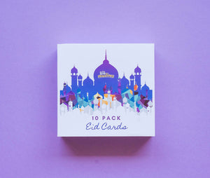 Lil Muslims Eid Cards