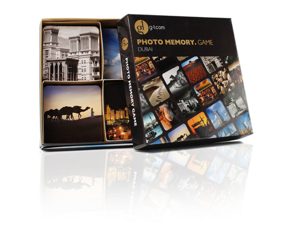 Photo Memory Game Dubai