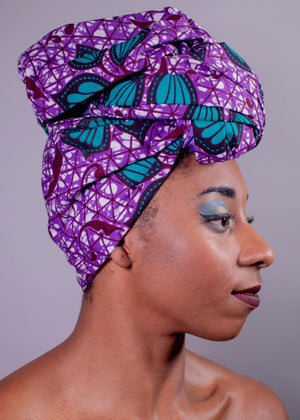 Hey Lady | Satin-Lined Headwrap