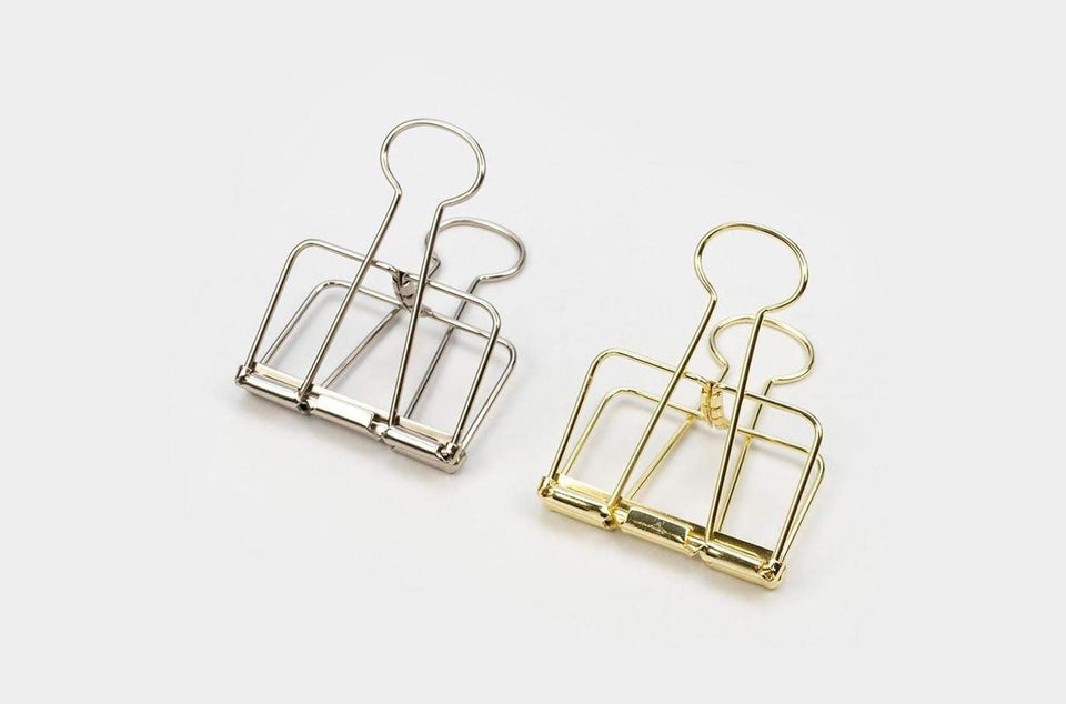 Tools To Liveby Accessori Paper Clip Gold 51mm
