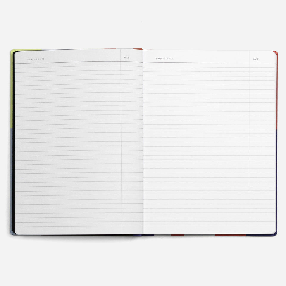 SayPaper Bullet Journal Quaderno Clouds per bullet journal